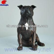 Animal Ornament, Resin Dog, Dog Statue