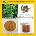 Natural de ginseng siberiano P.E. con Eleutherosides B + E