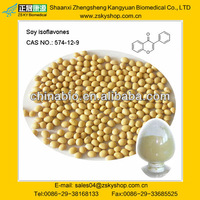 GMP Certificates Natural Soy Isoflavones 5%-90% by HPLC