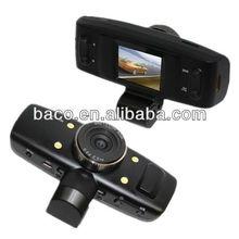Ambarella chip GS1000 car camera gps black box High speed 1080P GPS & G-sensor Google map