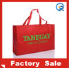 Factory Customize Cheapest Recycled Ultrasonic Non-Woven Bag/Die Cut bag/Flat Bag