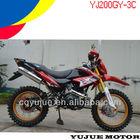 New Chinese 200cc Engine Dirt Bike For Sale/Super 250cc Dirt Motorbike Made In China/Fuera De Carretera Motocicleta