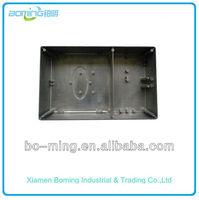 Aluminum box by die casting