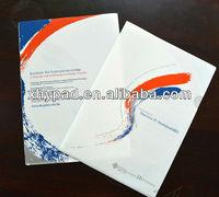 plastic clear a4 document folder