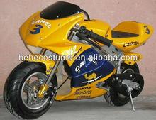 49cc 40km/hour gas powered mini children motorbike for sale