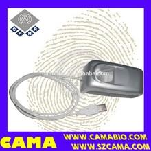 CAMA-2000 USB Biometric fingerprint scanner / reader for fingerprint security product
