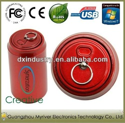 Metal can usb flash drive,bottle usb flash driver,bottle usb flash stick