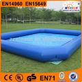 2014 amplamente utilizado gigante piscina inflável à venda