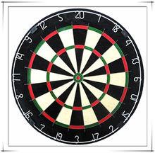 sisal bristle dart board, darts equipment