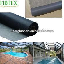 fiberglass strong swimming pool enclosure screen