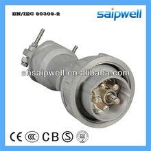 Hot Selling Dustproof Large Current Plug 250A