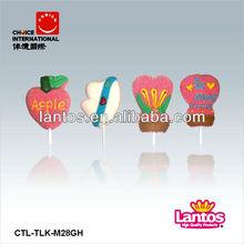 LANTOS BRAND 28g halal marshmallow lollipop
