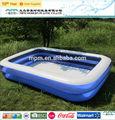 plástico pvc inflável piscinas