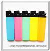 Disposable edge flint lighter cricket model design lighter ,flint lighter very good quality china lighter factory
