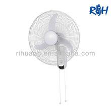 18inch plastic wall fan