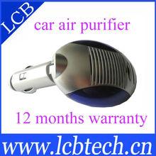 Ionizer Air Fresh Purifier Deodorizer Oxygen Air Cleaner for car