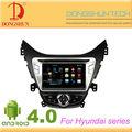 8 pulgadas android 4.0 autoradio 2-din android gps para hyundai