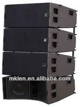 """KUDO dual 12"""" loudspeaker line array"""