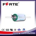 Er34615 3.6v 19000 mah lisocl2 cilíndrica bateria de lítio