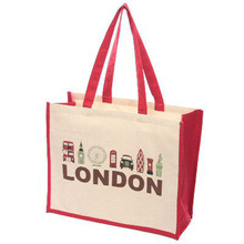 london cotton bag