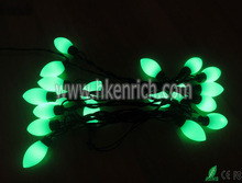 c7 Christmas led ball string light