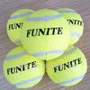 cheap price promotional custom logo printing tennis balls