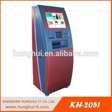 Bill Payment kiosk / Free Standing Bank Payment Kiosk / Self Payment Kiosk