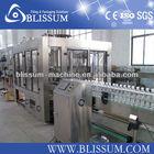 National Standard Small scale 1000BPH Carbonated Beverage Bottling Line