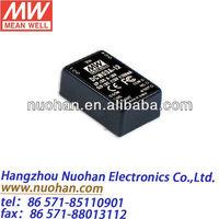 Mean Well 12v -12v 3W DC DC Converter 3w 12v -12v power supply