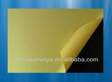 0.5mm/1.0mm/1.5mm self adhesive pvc sheet for photo album