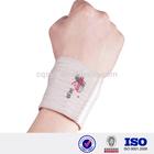 Sports Elastic Custom Sweatband Wristband Adjustable