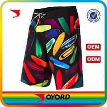 custom dry fit Urethane swimming trunk for man