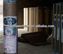 paper base asphalt roofing felt