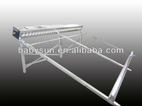 Industrial, company ,hotel, swimming pool used solar water heater system