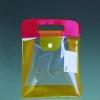 #C1042 PVC bag, PVC cosmetic bag, cosmetic packaging