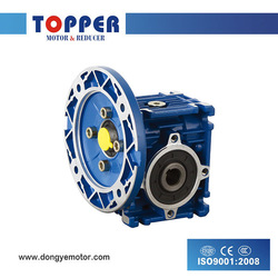 RV series worm gear boxes