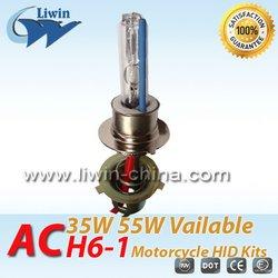 12v 55w 3000k-30000k h6 motorcycle hid xenon bulb for mazda car