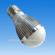 2012 Hot sale 3W cheap led bulbs E27/E26