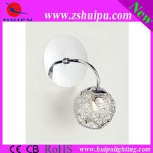 Bola Modern forma lâmpada de parede