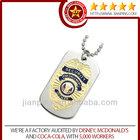Military dog tag/ metal dog tag/ wholesale dog tags