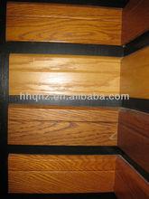 2m Solid Wood Floor Skirting, Floor wood line, Flooring Accessories