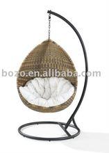 Outdoor Patio Furniture outdoor Rattan Hanging Chair
