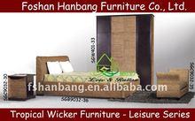 walnut veneer bedroom furniture