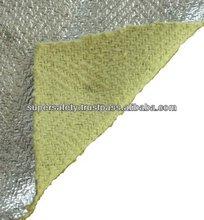 Aluminised Kevlar Fabric / flame resistant fabrics