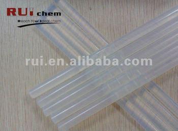 Translucent flexible hot melt glue sticks for Craft, hot melt adhesive