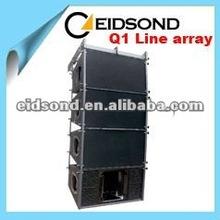 big power mini line array speaker system