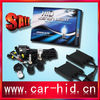 Factory price car accessories hid xenon slim ballast 35w xenon headlight,H1 H3 H4 H7 H11/H8 9005 9006 9004 H10...