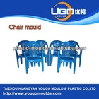 Plastic chair mould China supplier and chair moulding injection