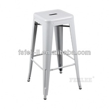 Modern bar furniture outdoor resin wicker bar stool for sale