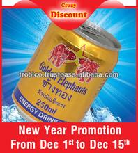 Golden Elephant Energy Drink - Special Discount